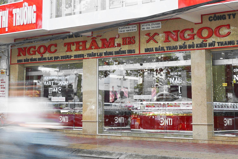Cửa hàng trang sức NTJ - Chi nhánh 10, Cái Khế, Cần Thơ