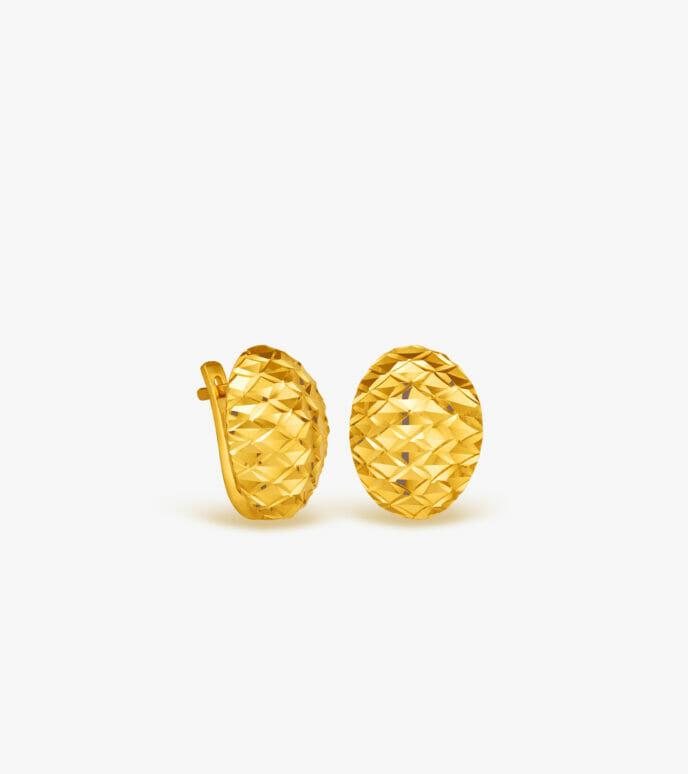 Bông tai Vàng 24K CKBB151