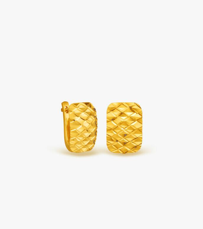 Bông tai Vàng 24K CKBB152