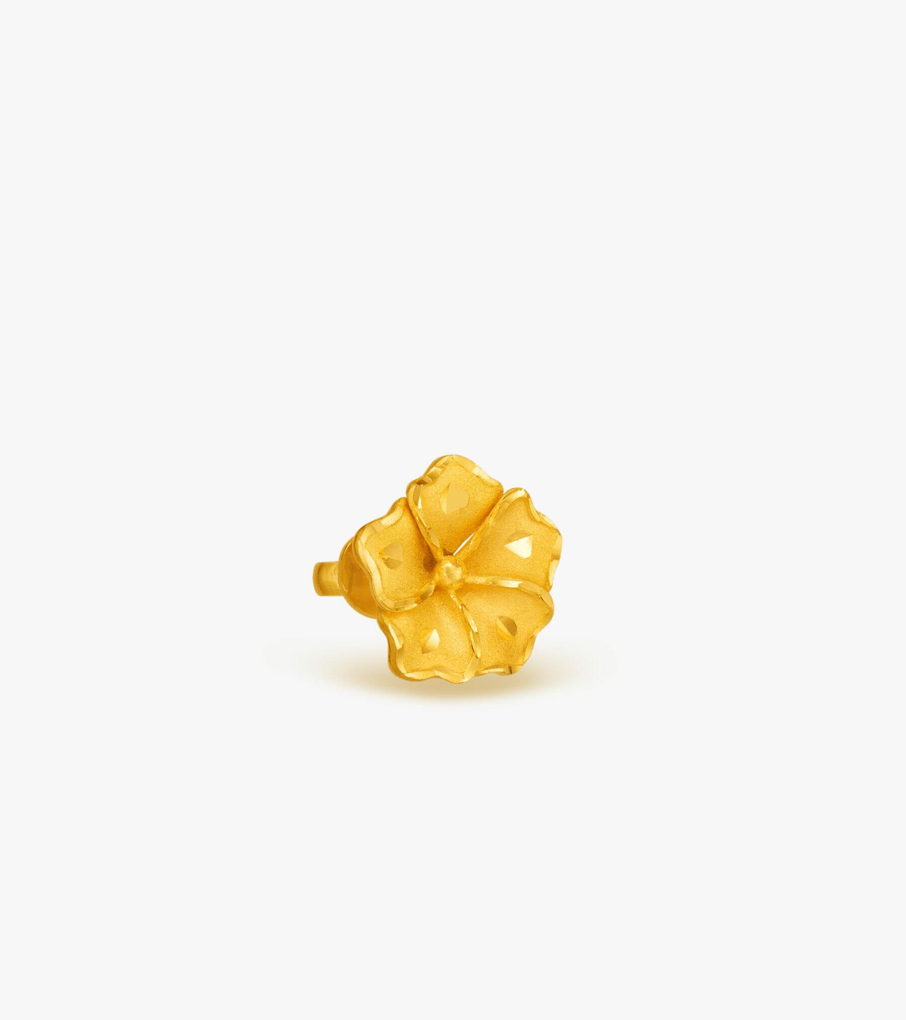 Bông tai Vàng 24K CKBV043