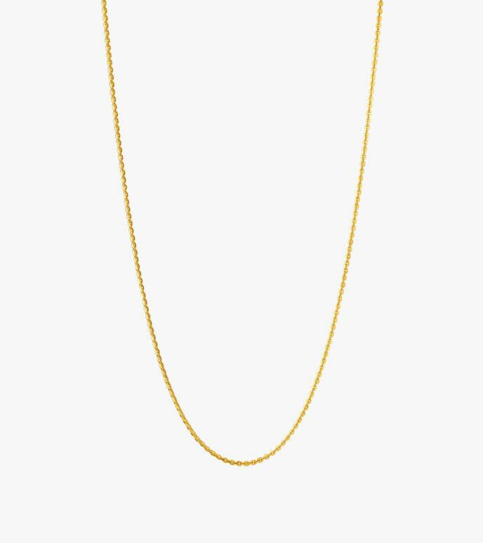 Dây chuyền Vàng 24K CKDT0902