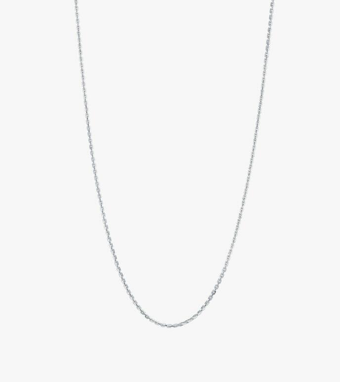 Dây chuyền Vàng trắng CDT0402