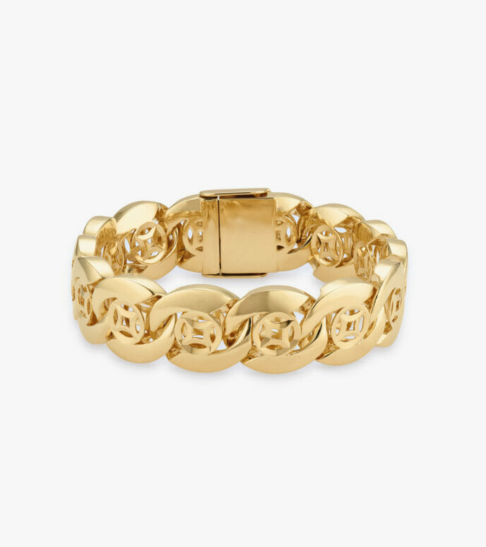 Lắc tay Vàng 18K CSL942-1