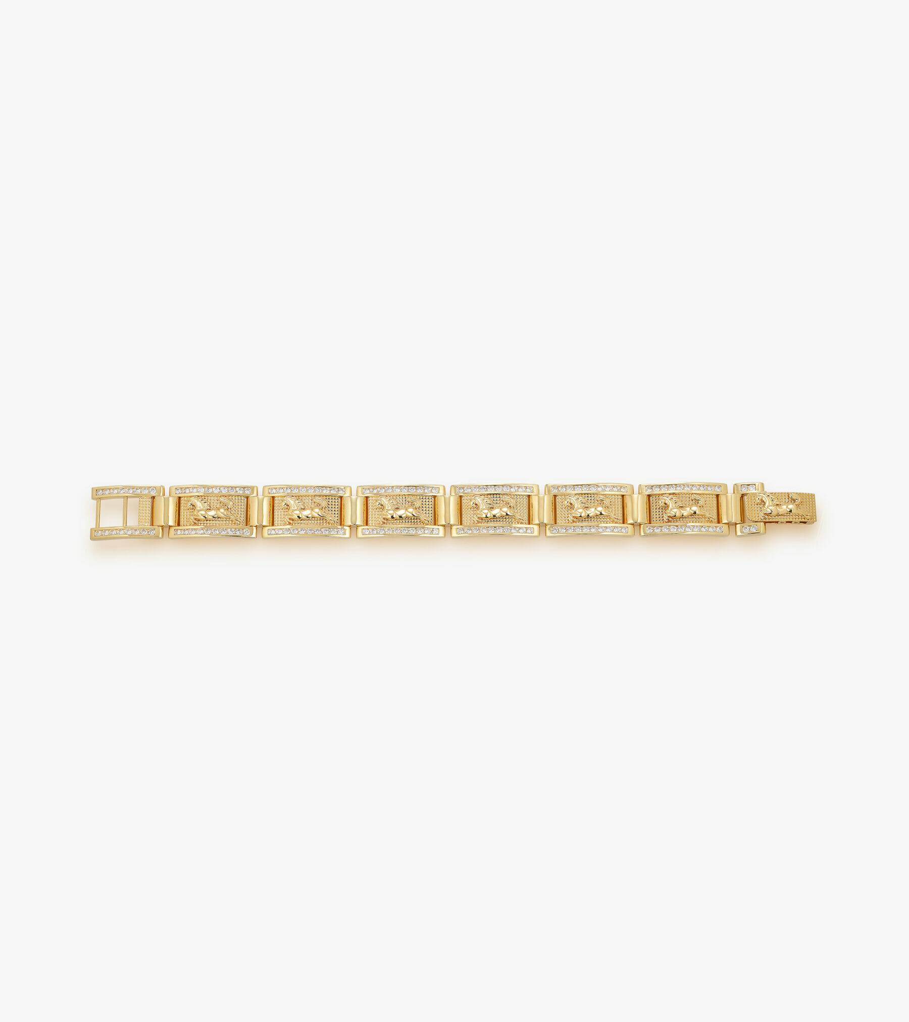 Lắc tay Vàng 18K CSL947