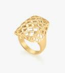 Nhẫn nữ Vàng 18K CSDB973N