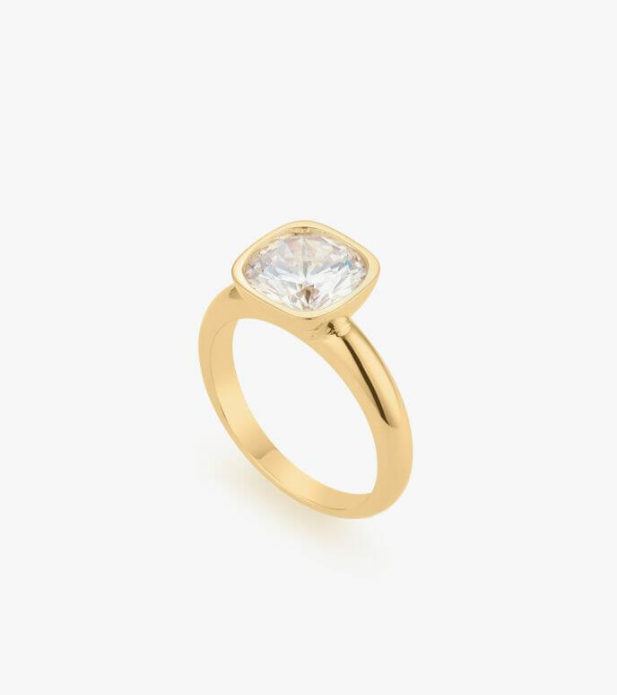 Nhẫn nữ Vàng 18K CSN199