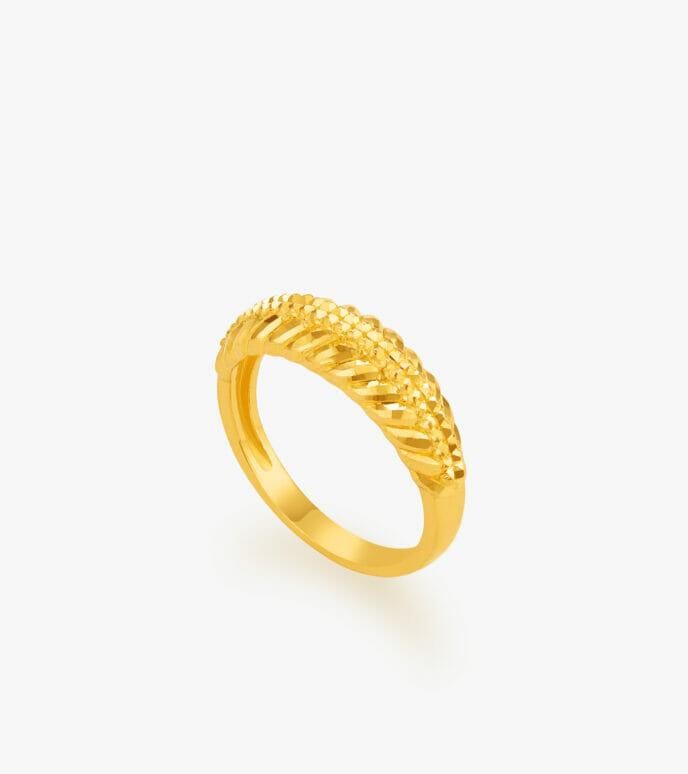 Nhẫn nữ Vàng 24K CKN539