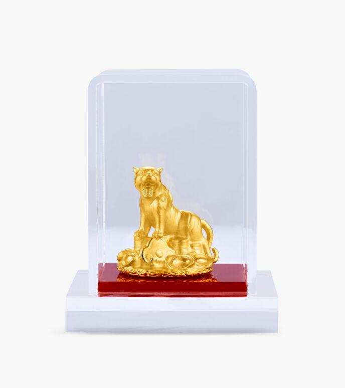 Tượng phong thuỷ Vàng 24K KPT54M