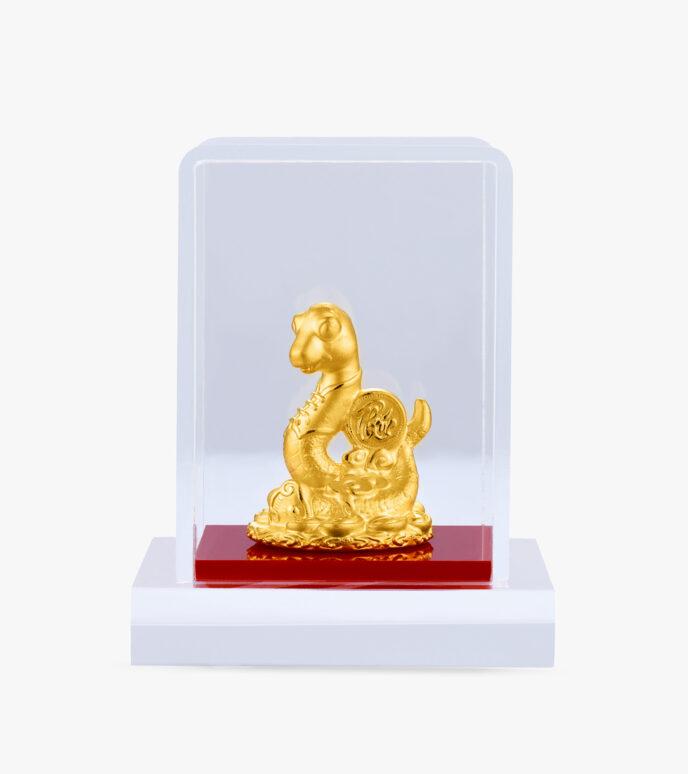 Tượng phong thuỷ Vàng 24K KPT56M
