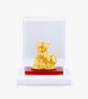 Tượng phong thuỷ Vàng 24K KPT62M