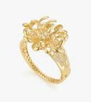 Vòng tay Kim cương Vàng 18K DXDB286V-1