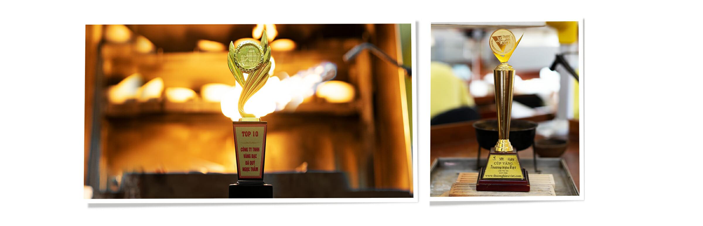 Giải thưởng của NTJ