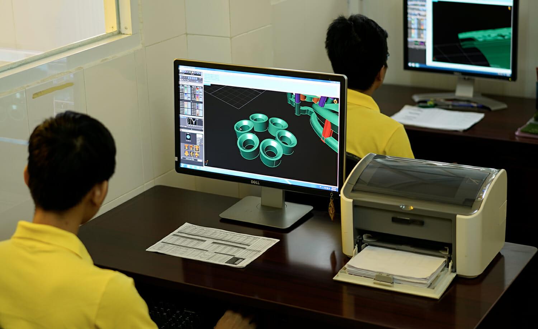 Quá trình tạo mẫu 3D cho trang sức